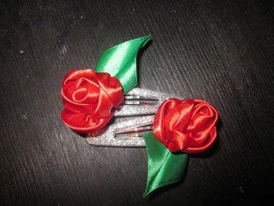 Мастер класс - бутон розы