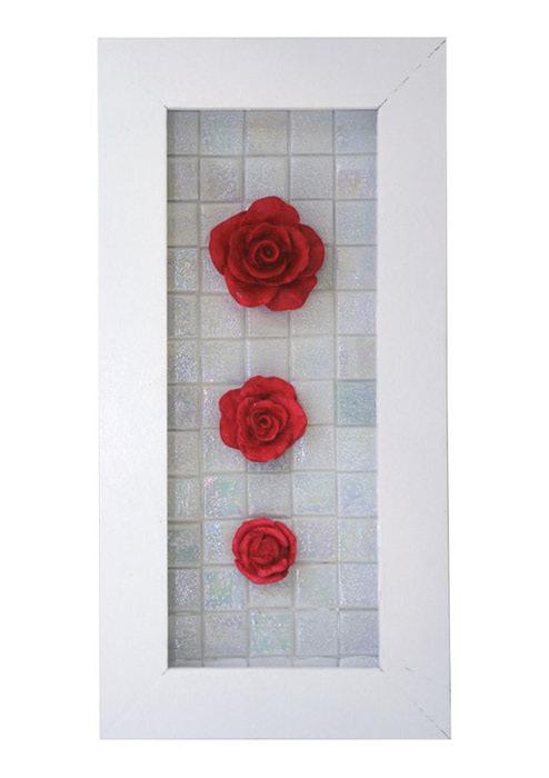 картина розы своими руками