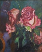 Живопись цветы: A Melody Roses